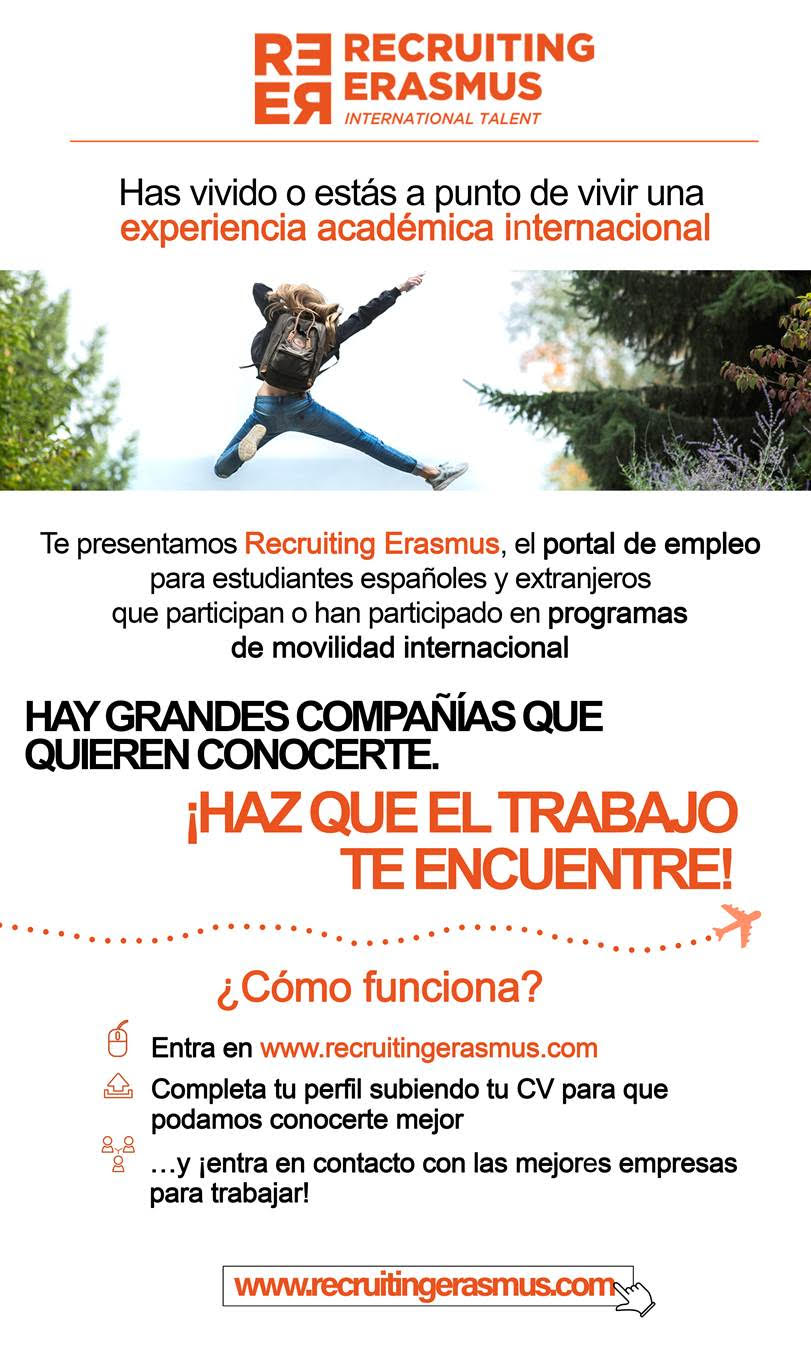 cartel Recruiting Erasmus
