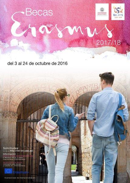 Erasmus POSTER web 2017 2018